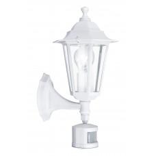 Eglo 22464 LATERNA 5,Venkovný nástenný svítidlo so senzorom