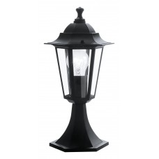 Eglo 22472 pedestal black-matt LATERNA 4