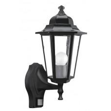 Rábalux 8217 Velence, nást. lampa, vonkajšia, so senzorom