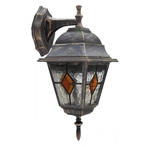 Rábalux 8181 Monaco, nástenná lampa, vonkajšia, smerujúca nadol
