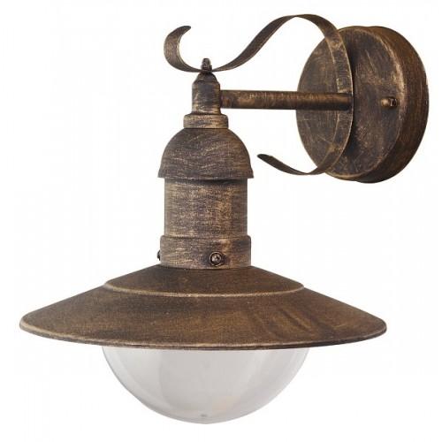 Rábalux 8271 Oslo, nástenná lampa, vonkajšia, smerujúca nadol