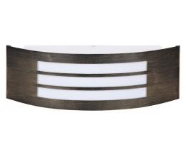 Rábalux 8511 Roma, nástenná lampa, vonkajšia, odolná voči UV žiar.