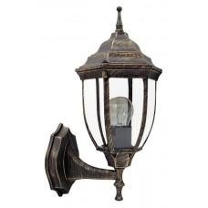 Rábalux 8452 Nizza, nástenná lampa, vonkajšia, smerujúca nahor