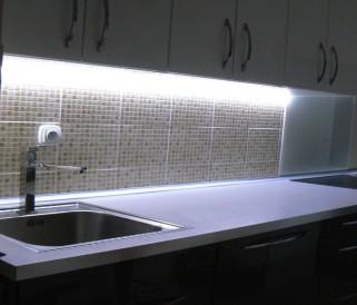 Kanlux LED svítidla vhodná pro kuchyně